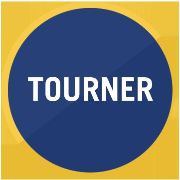 Bouton « Tourner »