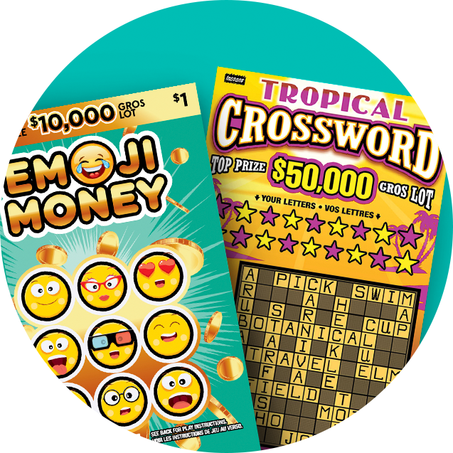 Emoji Money and Crosswords tickets