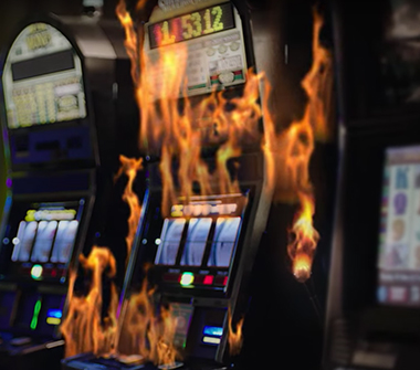 Is there such a thing as a hot slots machine?