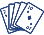 Numbered Cards from 2-10