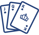 Face playing cards