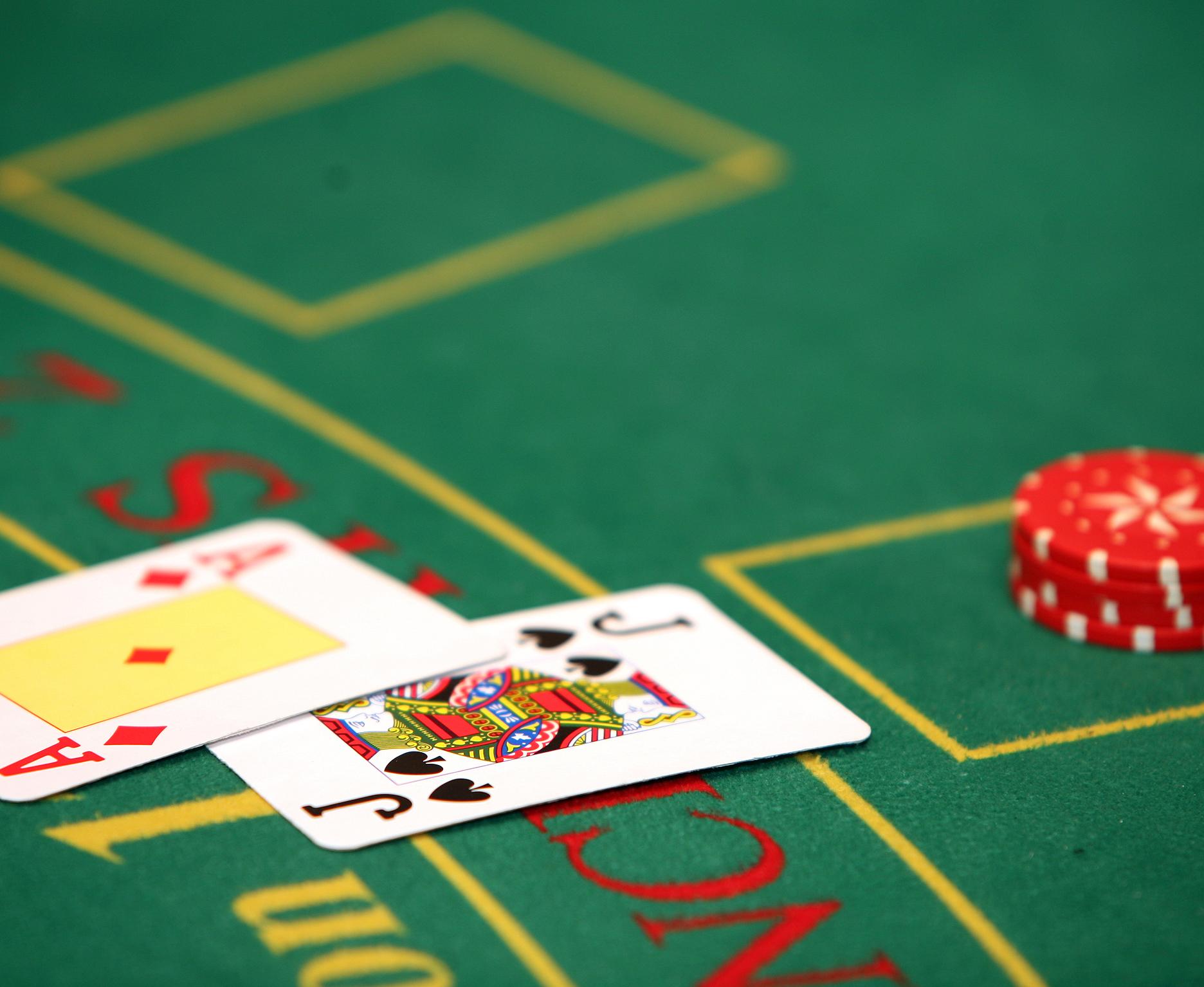 Lexique chanceux : Parlez-vous Blackjack?