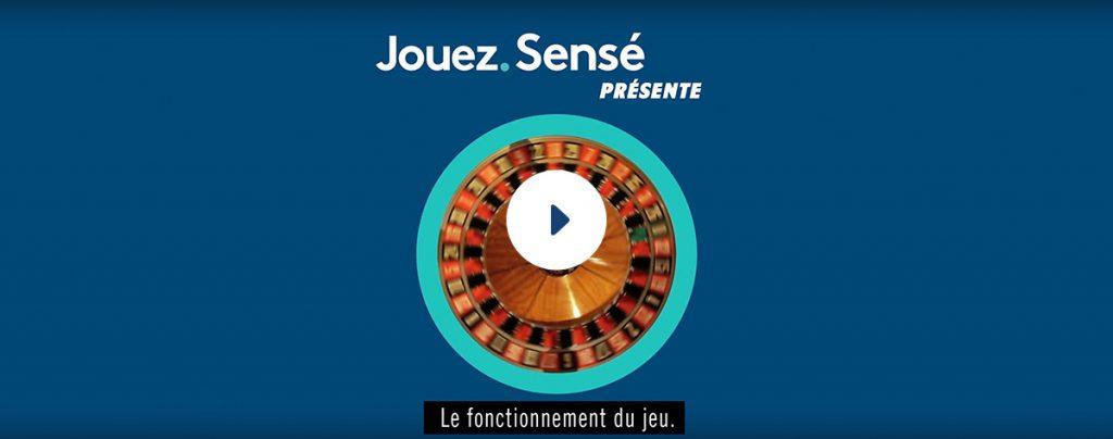 Jouez sensé présente : roue de Roulette.