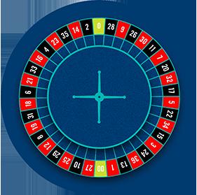 Trouvez la table de roulette qui correspond à votre budget