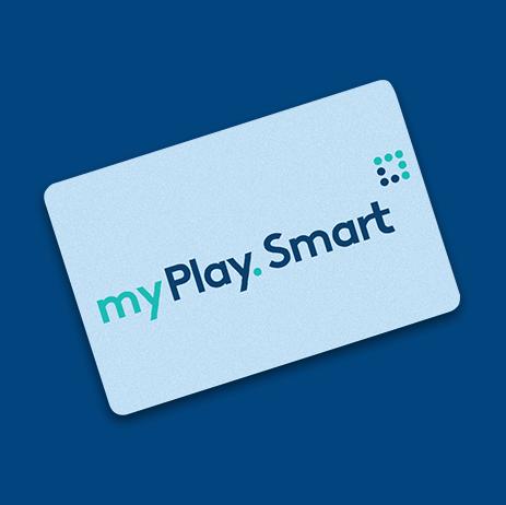一张明智投注(PlaySmart )卡