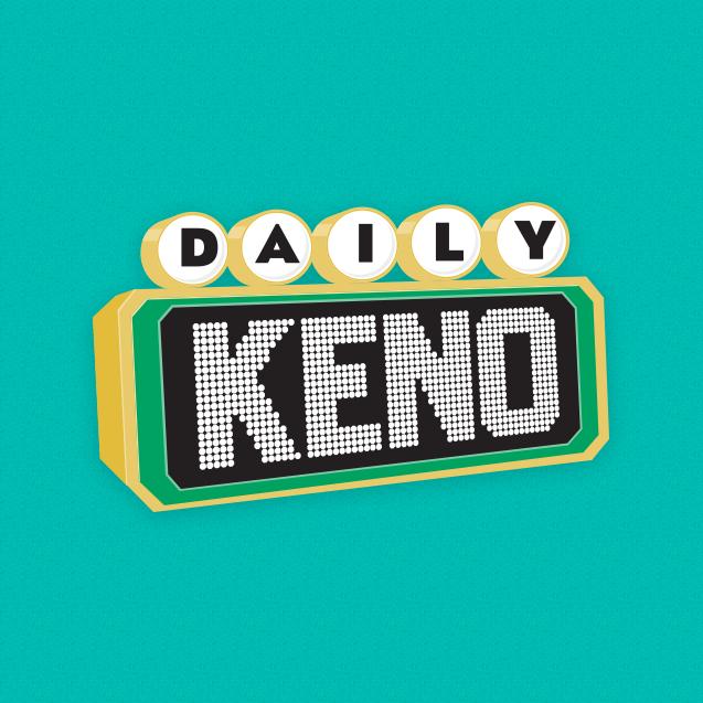 一個Daily KENO的商標