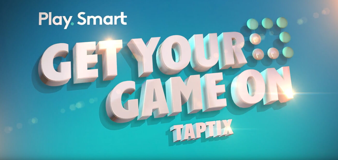 get your game on taptix video