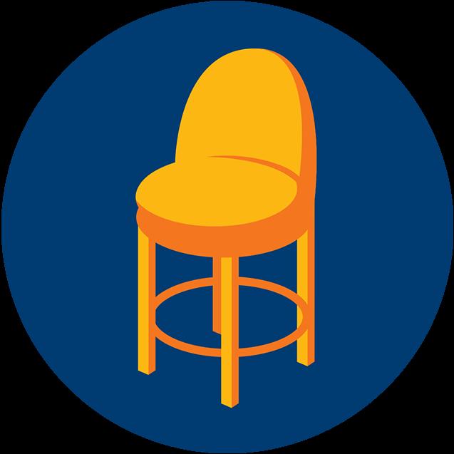 Une chaise libre