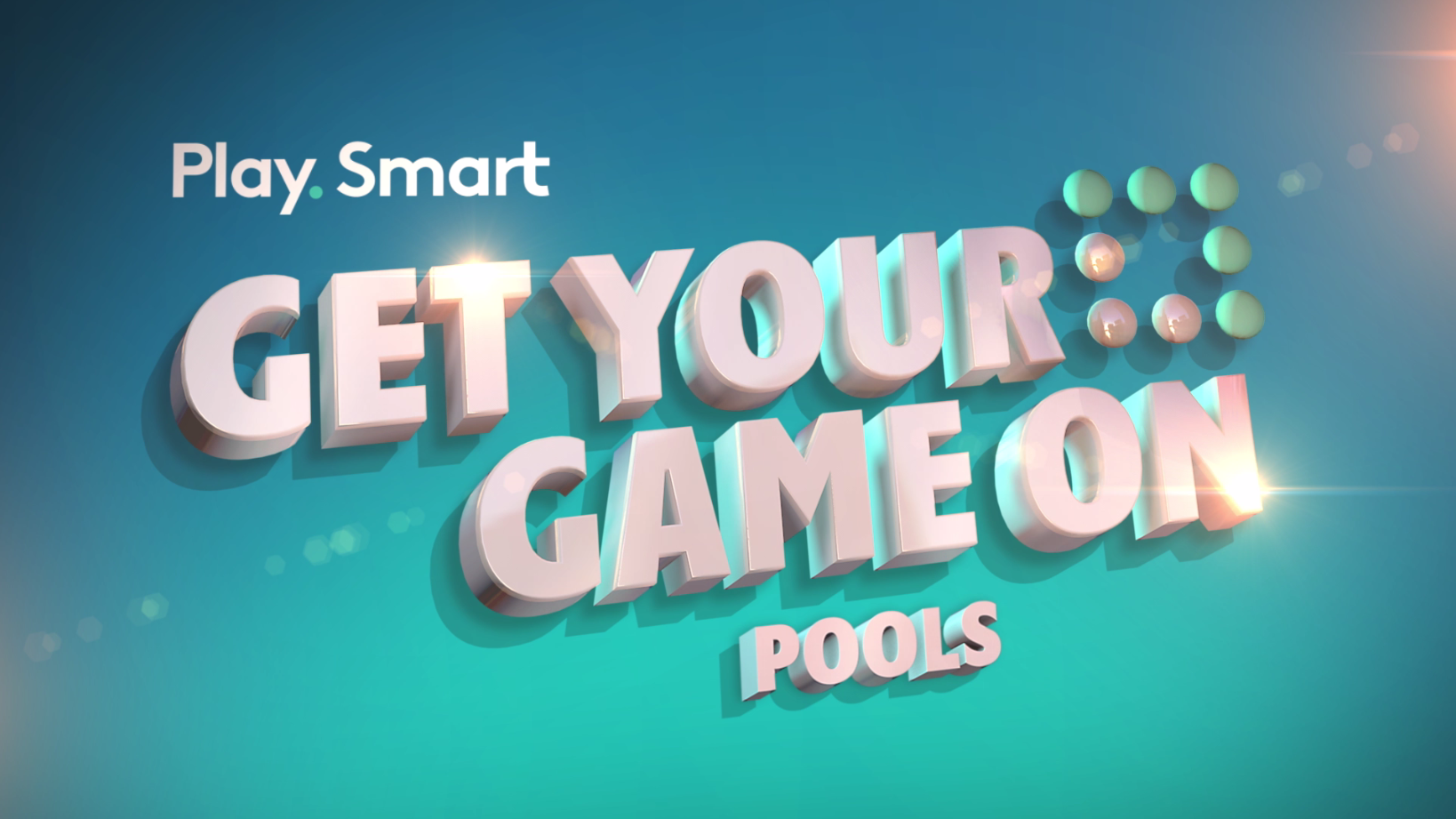 Get your game on POOLS