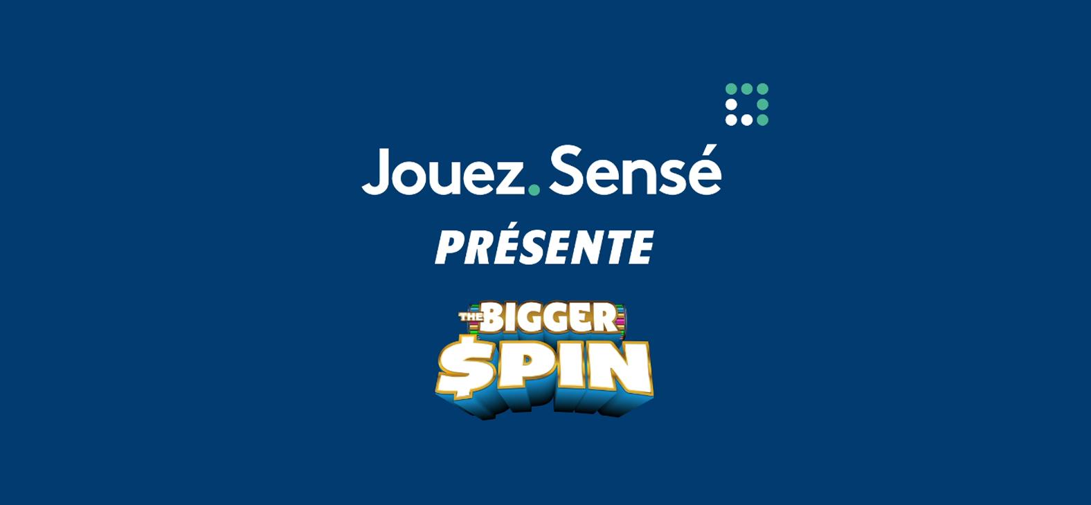 JouezSensé présente THE BIGGER $PIN