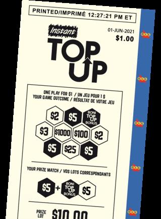 Instant Top-Up ticket